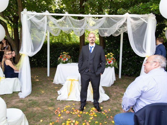 Il matrimonio di Alessio e Alessia a Barengo, Novara 16