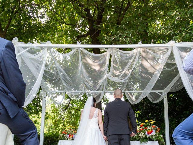 Il matrimonio di Alessio e Alessia a Barengo, Novara 18