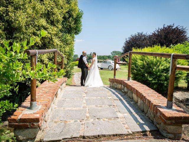 Il matrimonio di Alessio e Alessia a Barengo, Novara 20