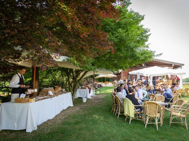 Il matrimonio di Alessio e Alessia a Barengo, Novara 24