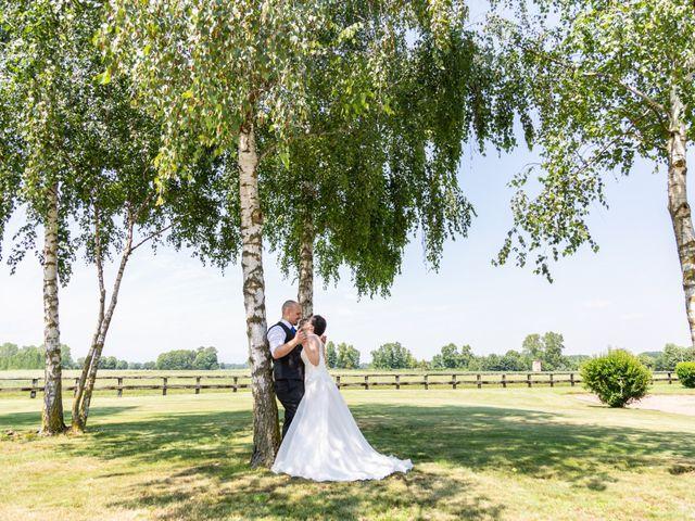 Il matrimonio di Alessio e Alessia a Barengo, Novara 27