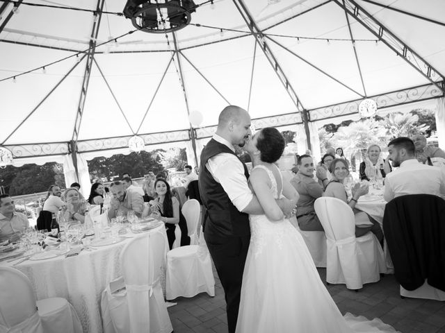 Il matrimonio di Alessio e Alessia a Barengo, Novara 30
