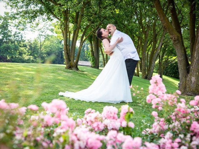 Il matrimonio di Alessio e Alessia a Barengo, Novara 31