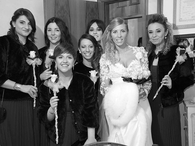 Il matrimonio di Leonardo e Federica a Morrovalle, Macerata 20