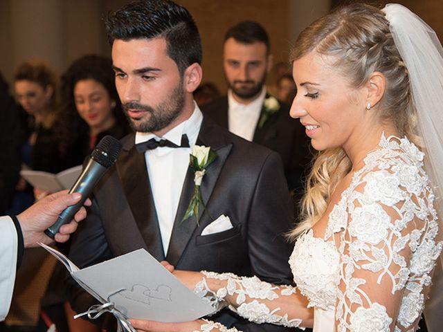 Il matrimonio di Leonardo e Federica a Morrovalle, Macerata 23