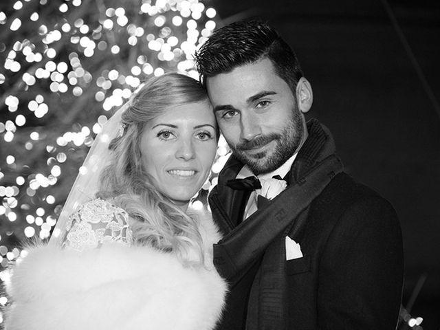 Il matrimonio di Leonardo e Federica a Morrovalle, Macerata 27