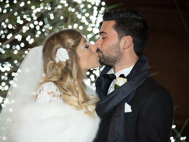 Il matrimonio di Leonardo e Federica a Morrovalle, Macerata 28