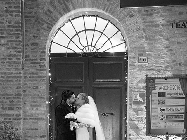 Il matrimonio di Leonardo e Federica a Morrovalle, Macerata 29