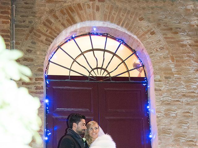 Il matrimonio di Leonardo e Federica a Morrovalle, Macerata 30