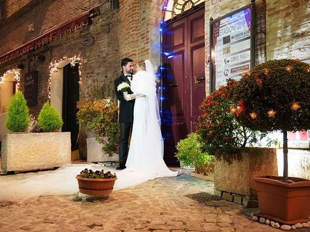 Il matrimonio di Leonardo e Federica a Morrovalle, Macerata 31