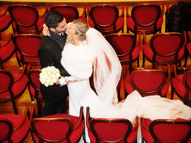 Il matrimonio di Leonardo e Federica a Morrovalle, Macerata 33