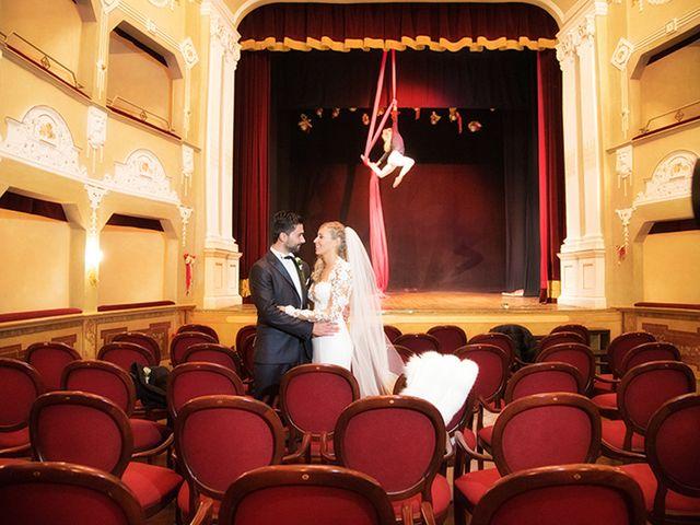 Il matrimonio di Leonardo e Federica a Morrovalle, Macerata 35