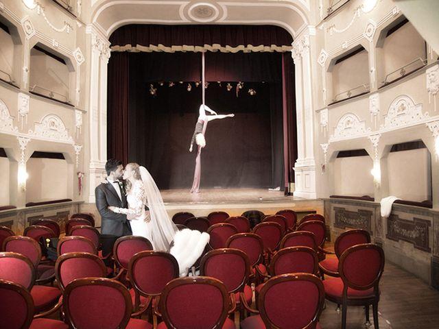 Il matrimonio di Leonardo e Federica a Morrovalle, Macerata 36