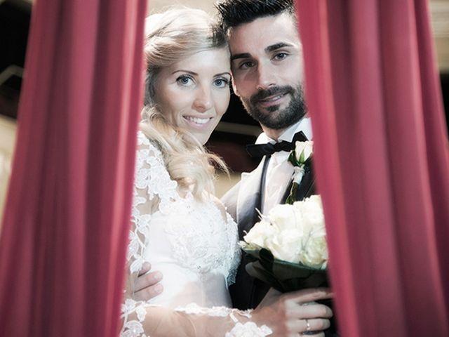 Il matrimonio di Leonardo e Federica a Morrovalle, Macerata 37