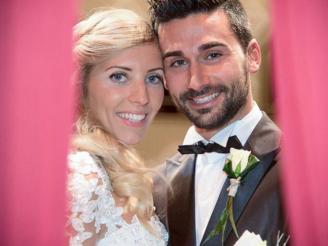 Il matrimonio di Leonardo e Federica a Morrovalle, Macerata 38