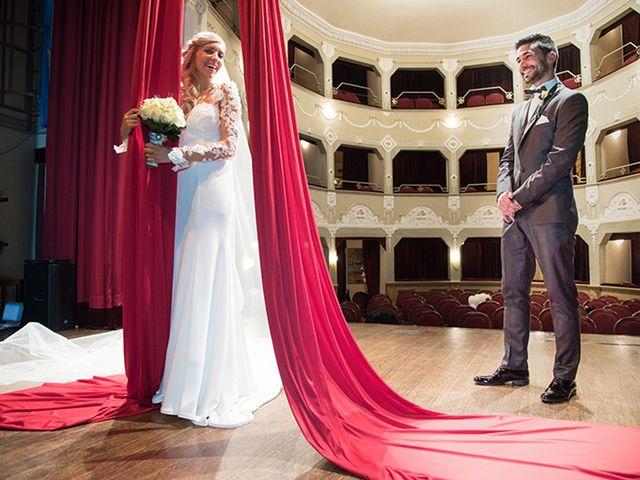 Il matrimonio di Leonardo e Federica a Morrovalle, Macerata 41