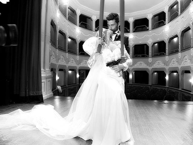 Il matrimonio di Leonardo e Federica a Morrovalle, Macerata 43