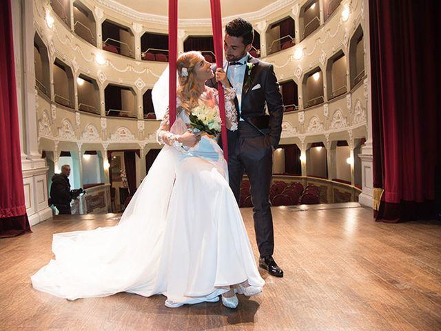 Il matrimonio di Leonardo e Federica a Morrovalle, Macerata 45
