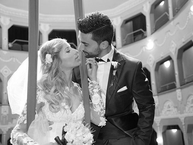 Il matrimonio di Leonardo e Federica a Morrovalle, Macerata 46
