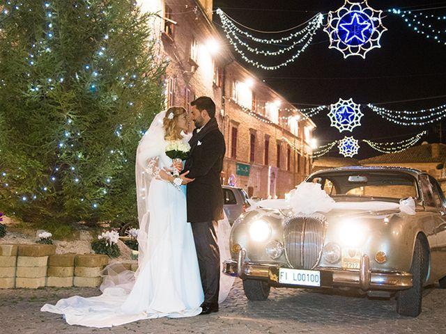 Il matrimonio di Leonardo e Federica a Morrovalle, Macerata 51