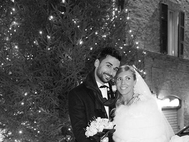 Il matrimonio di Leonardo e Federica a Morrovalle, Macerata 52
