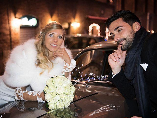 Il matrimonio di Leonardo e Federica a Morrovalle, Macerata 53