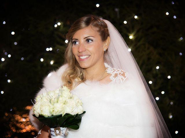 Il matrimonio di Leonardo e Federica a Morrovalle, Macerata 54