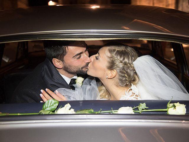 Il matrimonio di Leonardo e Federica a Morrovalle, Macerata 55