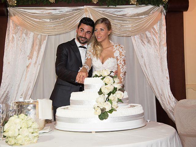 Il matrimonio di Leonardo e Federica a Morrovalle, Macerata 63
