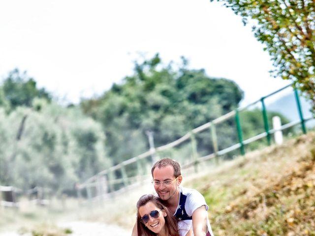Il matrimonio di Giuseppe e Chiara a Villanuova sul Clisi, Brescia 3