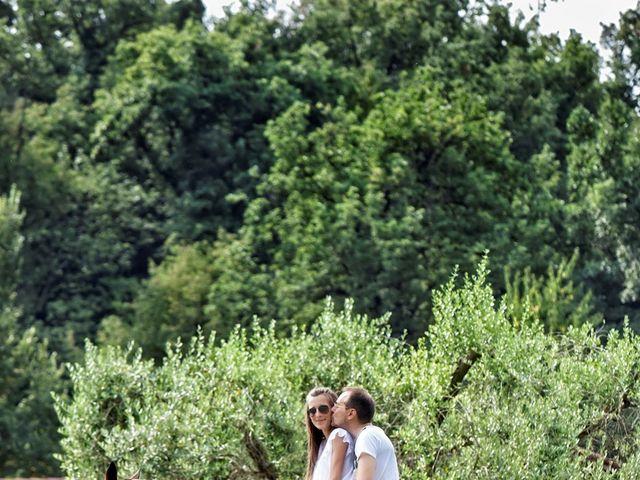 Il matrimonio di Giuseppe e Chiara a Villanuova sul Clisi, Brescia 6