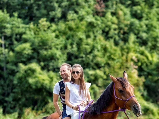 Il matrimonio di Giuseppe e Chiara a Villanuova sul Clisi, Brescia 7
