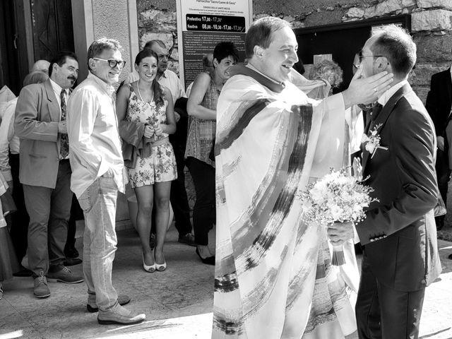 Il matrimonio di Giuseppe e Chiara a Villanuova sul Clisi, Brescia 42