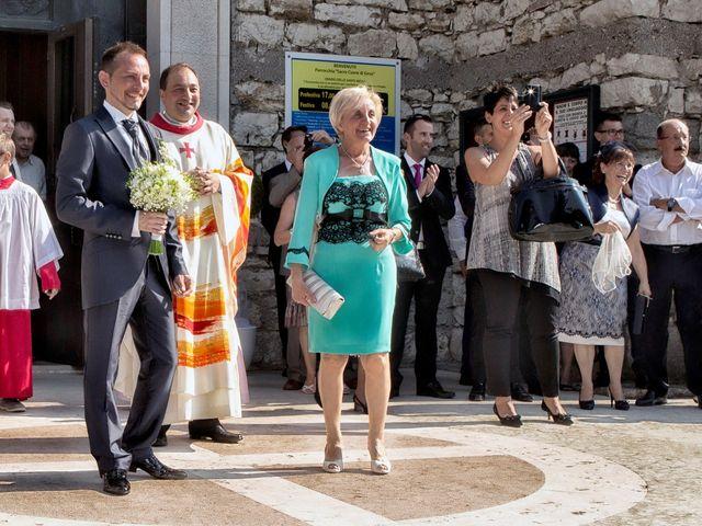 Il matrimonio di Giuseppe e Chiara a Villanuova sul Clisi, Brescia 43