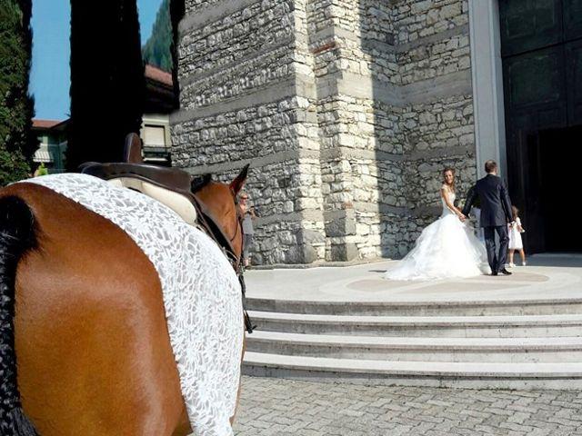 Il matrimonio di Giuseppe e Chiara a Villanuova sul Clisi, Brescia 47