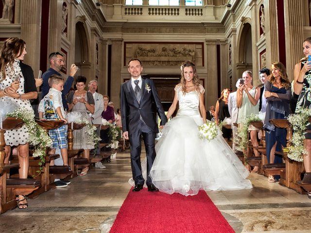 Il matrimonio di Giuseppe e Chiara a Villanuova sul Clisi, Brescia 48