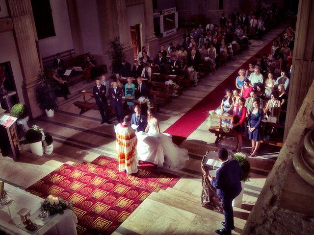 Il matrimonio di Giuseppe e Chiara a Villanuova sul Clisi, Brescia 51