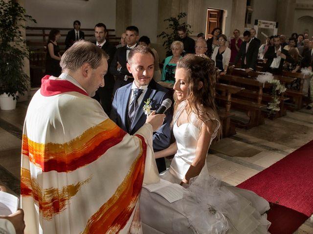 Il matrimonio di Giuseppe e Chiara a Villanuova sul Clisi, Brescia 54