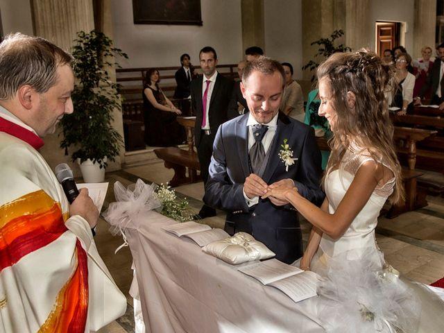 Il matrimonio di Giuseppe e Chiara a Villanuova sul Clisi, Brescia 55