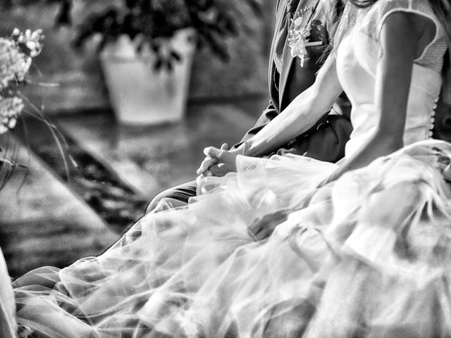 Il matrimonio di Giuseppe e Chiara a Villanuova sul Clisi, Brescia 61