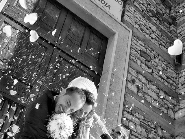 Il matrimonio di Giuseppe e Chiara a Villanuova sul Clisi, Brescia 63