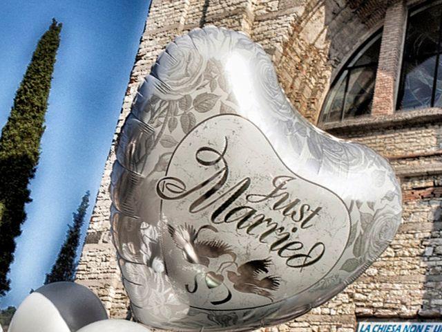 Il matrimonio di Giuseppe e Chiara a Villanuova sul Clisi, Brescia 64