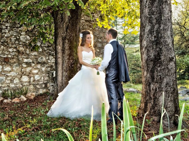 Il matrimonio di Giuseppe e Chiara a Villanuova sul Clisi, Brescia 71