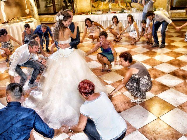 Il matrimonio di Giuseppe e Chiara a Villanuova sul Clisi, Brescia 87
