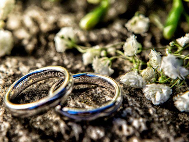 Il matrimonio di Giuseppe e Chiara a Villanuova sul Clisi, Brescia 94