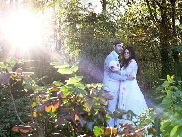 Le nozze di Lilia e Emanuele