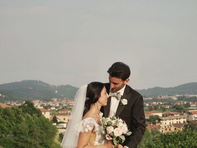Il matrimonio di Stefania e Gabriele a Almenno San Bartolomeo, Bergamo 3