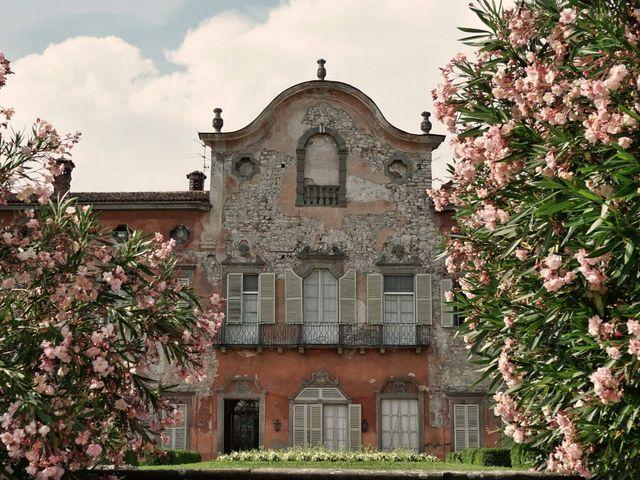 Il matrimonio di Stefania e Gabriele a Almenno San Bartolomeo, Bergamo 11