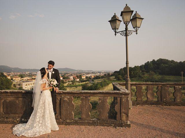 Il matrimonio di Stefania e Gabriele a Almenno San Bartolomeo, Bergamo 18