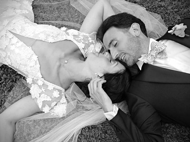 Le nozze di Gabriele e Stefania